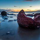 Moeraki Boulders by Adrian Alford Photography