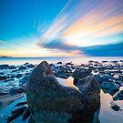 Moeraki Boulders Beach New Zealand by Adrian Alford Photography