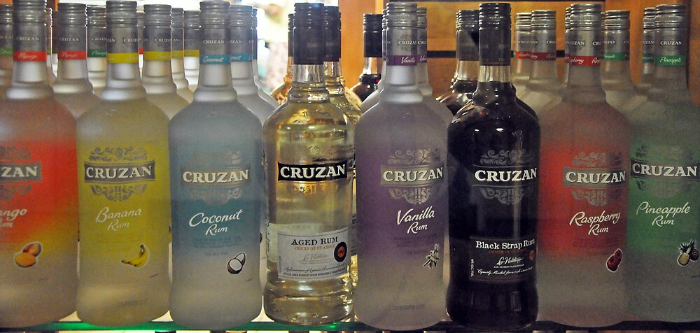 Got Rum? by John  Kapusta
