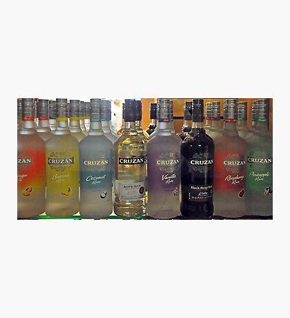 Got Rum? Photographic Print