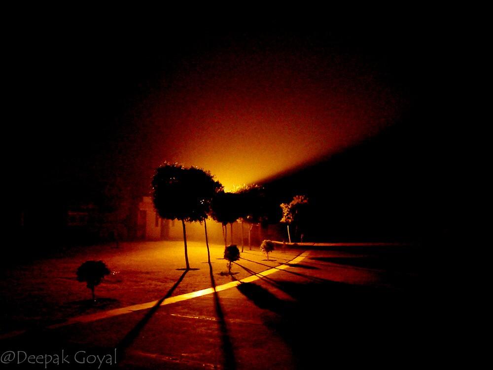 d dark side of it!! by Deepak Goyal