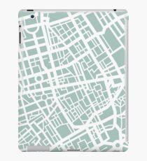 Minimal Maps - London U.K iPad Case/Skin