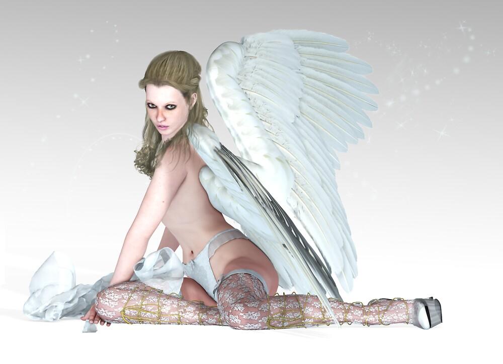 Angel by DigitalFox