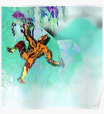 Ice Axe mutant 2. Poster