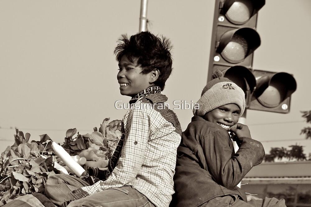 ~Innocent Smiles~ by Gursimran Sibia