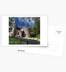 Castell Coch Postcards