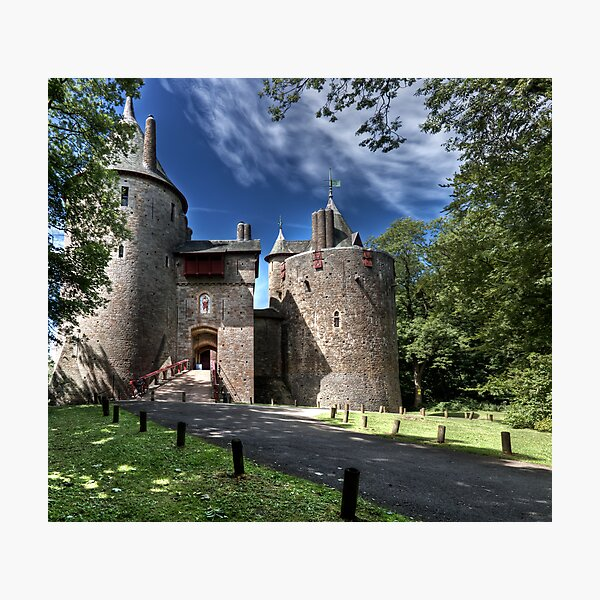 Castell Coch Photographic Print