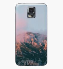 Mountains in the background VI Case/Skin for Samsung Galaxy