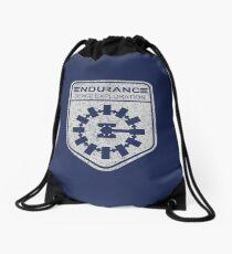 vintage Endurance stamped (light print) Drawstring Bag
