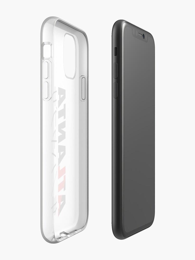 "gucci handyhülle iphone 6s , ""ATL Atlanta (japanische Version)"" iPhone-Hülle & Cover von wearz"