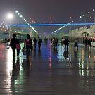 The long walk... by Rene Fuller