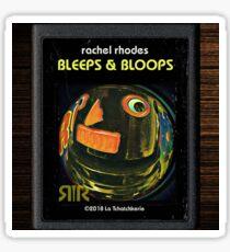 Pochette Bleeps & Bloops Sticker