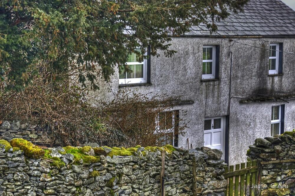 High Ickenthwaite Farm Cottage by Jamie  Green