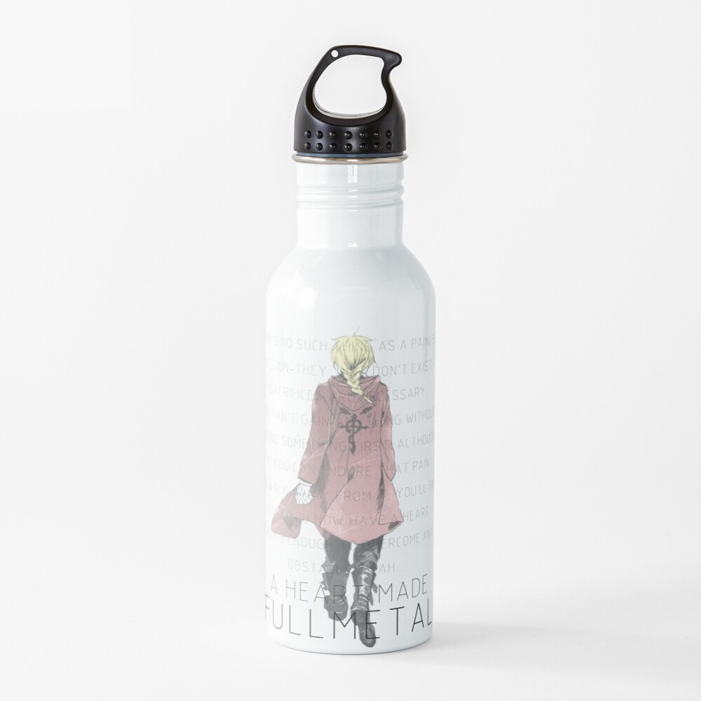 a Heart made Fullmetal~ Water Bottle