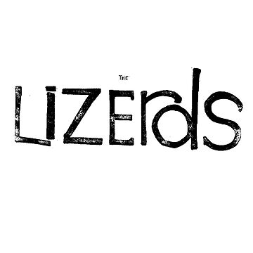 The Lizerds - Hand Scrawl by thelizerds
