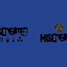 Miscreated Design 2  Blue (Official) by Miscreated