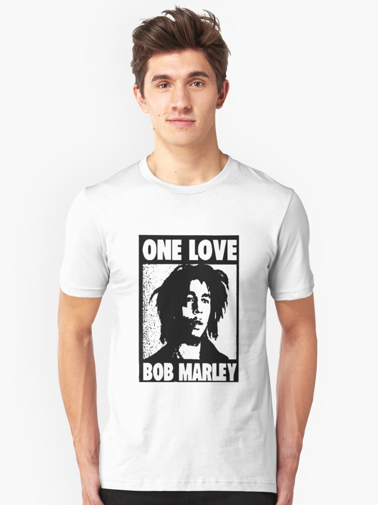 One love Unisex T-Shirt Front