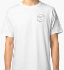 Chronically Clumsy White Classic T-Shirt
