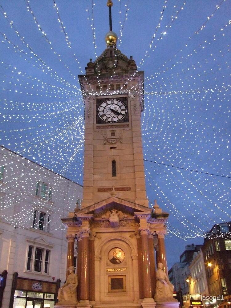 Brighton Clock Tower by jason21