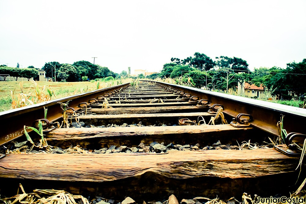 on track by JuniorCosta