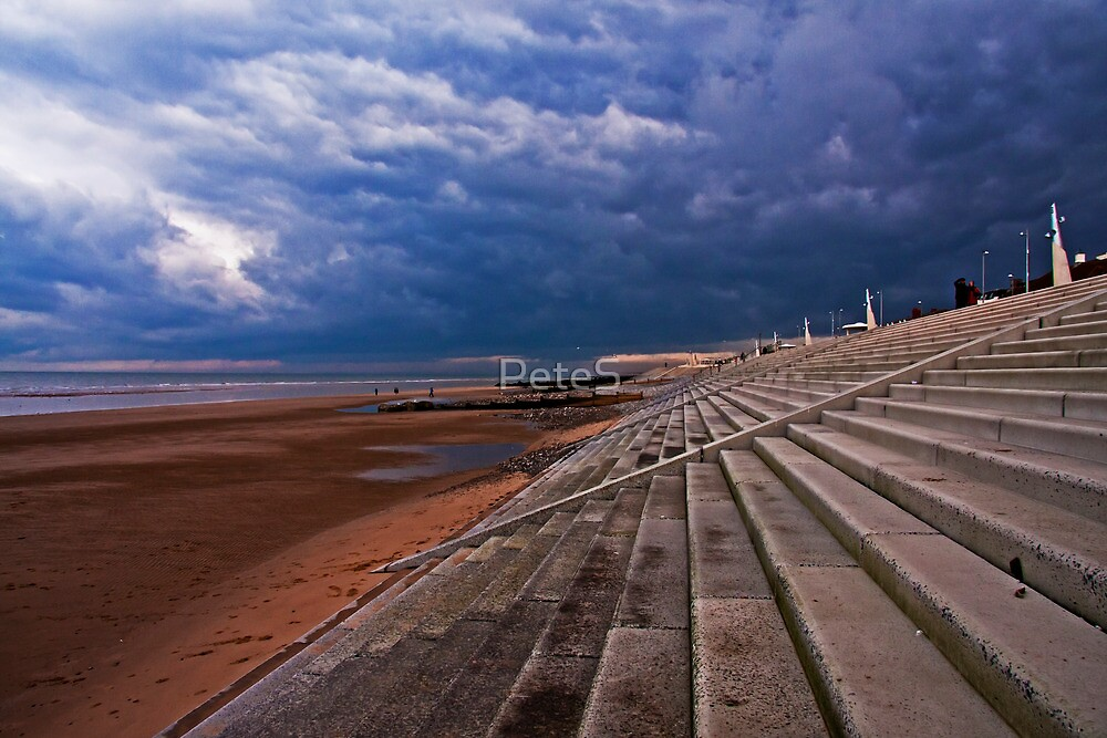 Cleveleys Steps by PeteS