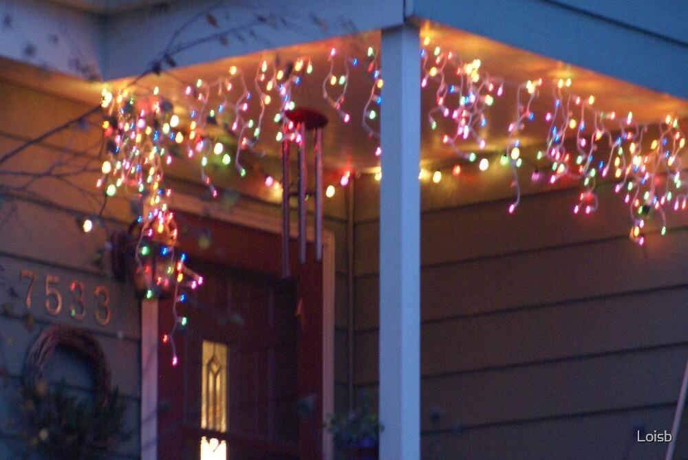 A Neighbor's Porch by Loisb