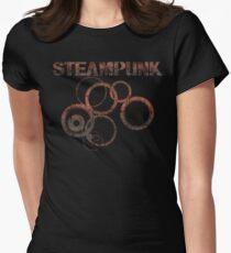 Steampunk T Shirt Womens Fitted T-Shirt
