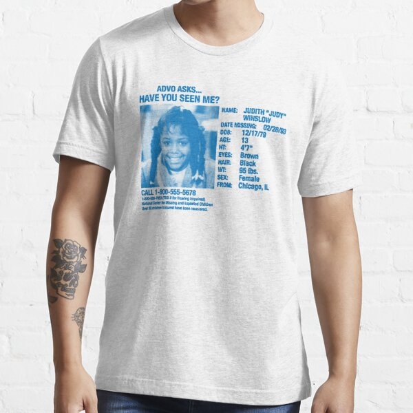 Advo Asks... Have You Seen Me? Essential T-Shirt