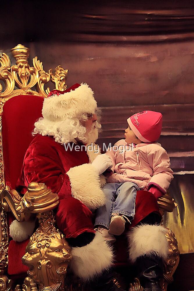 Dear Santa by Wendy Mogul