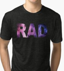 Starry Is R A D  Tri-blend T-Shirt