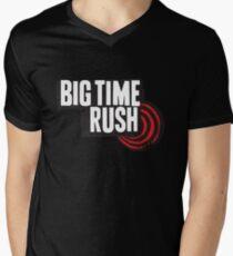 Big Time Rush Men's V-Neck T-Shirt
