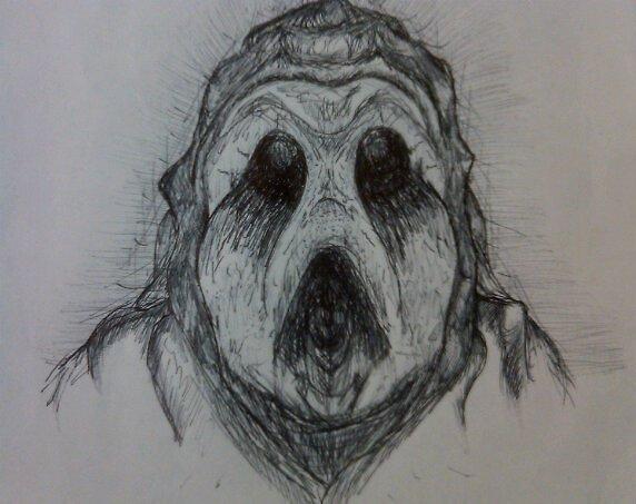 Ink Face by SnyderJ