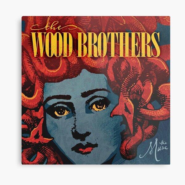 Sixdak The Show Brothers American Tour 2019 Metal Print