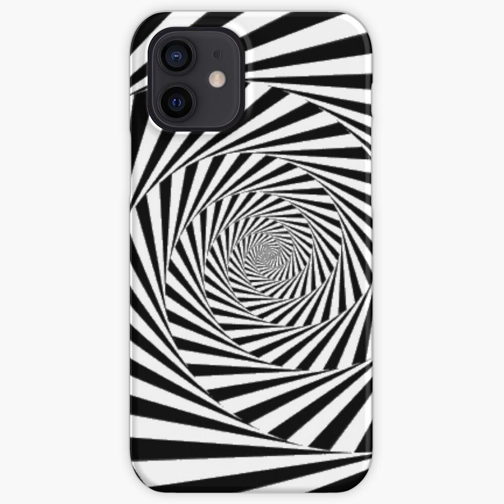 🍄 Optical Illusion, icr,iphone_12_snap,back,a,x1000-pad
