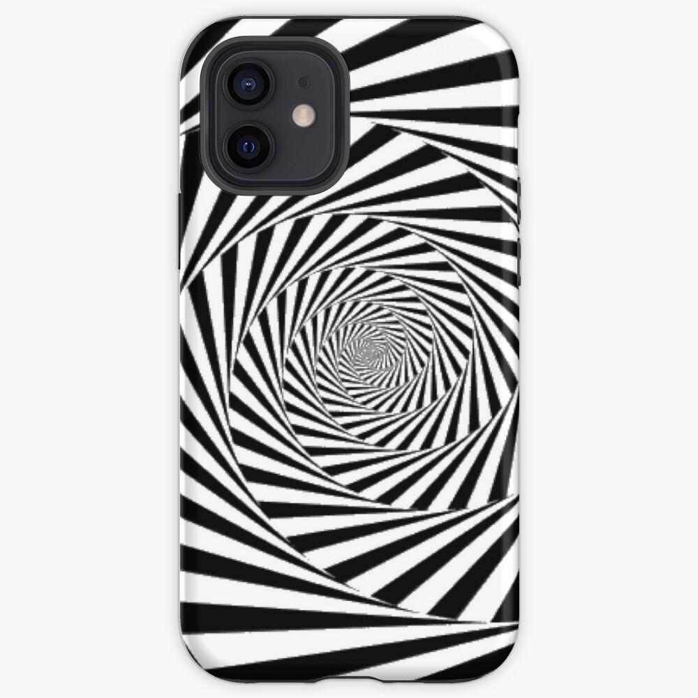 🍄 Optical Illusion, icr,iphone_12_tough,back,a,x1000-pad