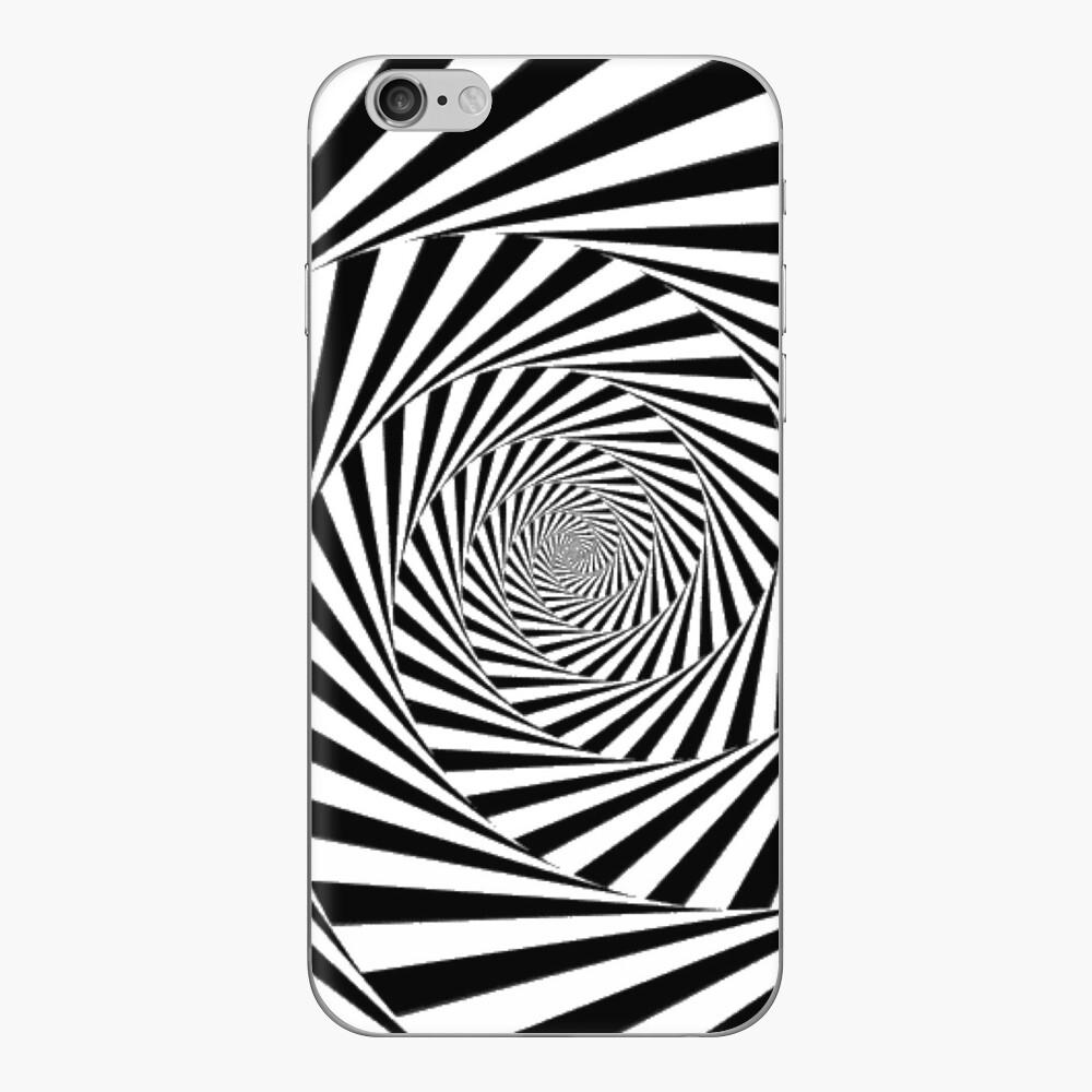 🍄 Optical Illusion, mwo,x1000,iphone_6_skin-pad