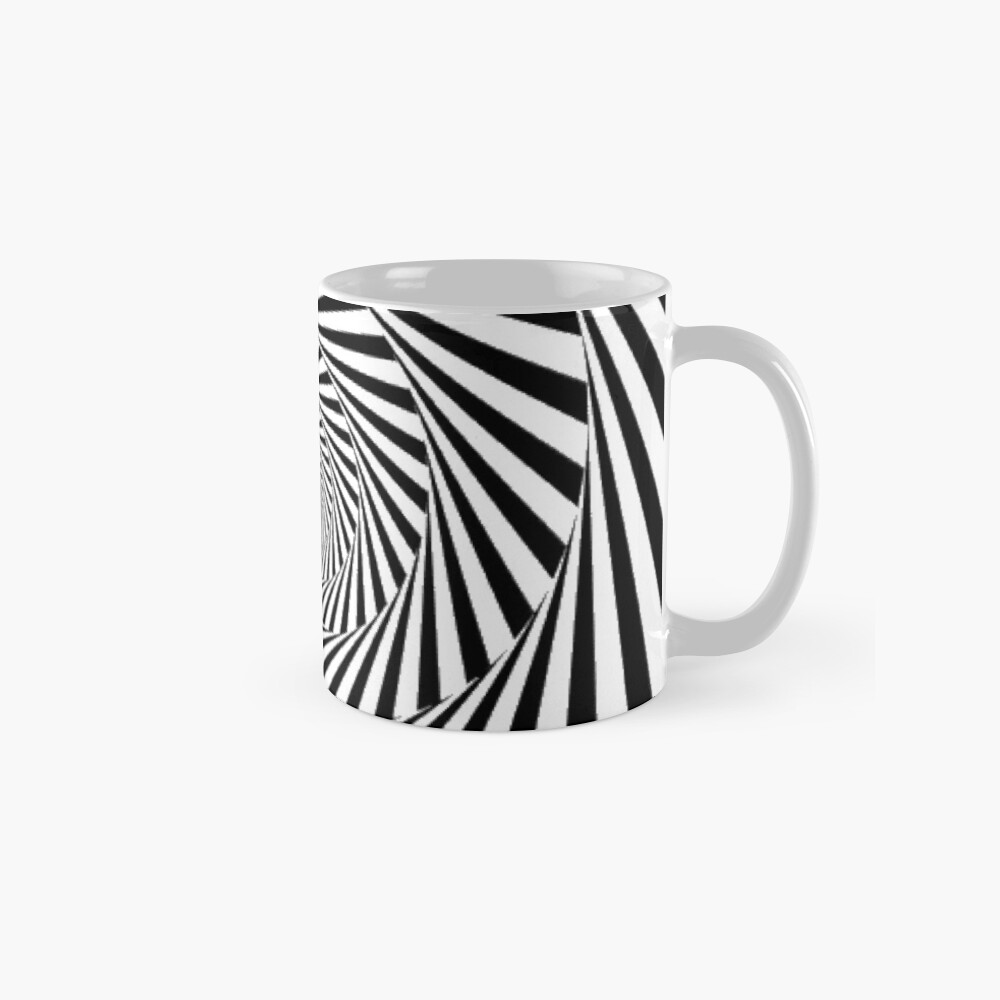 🍄 Optical Illusion, mug,standard,x1000,right-pad