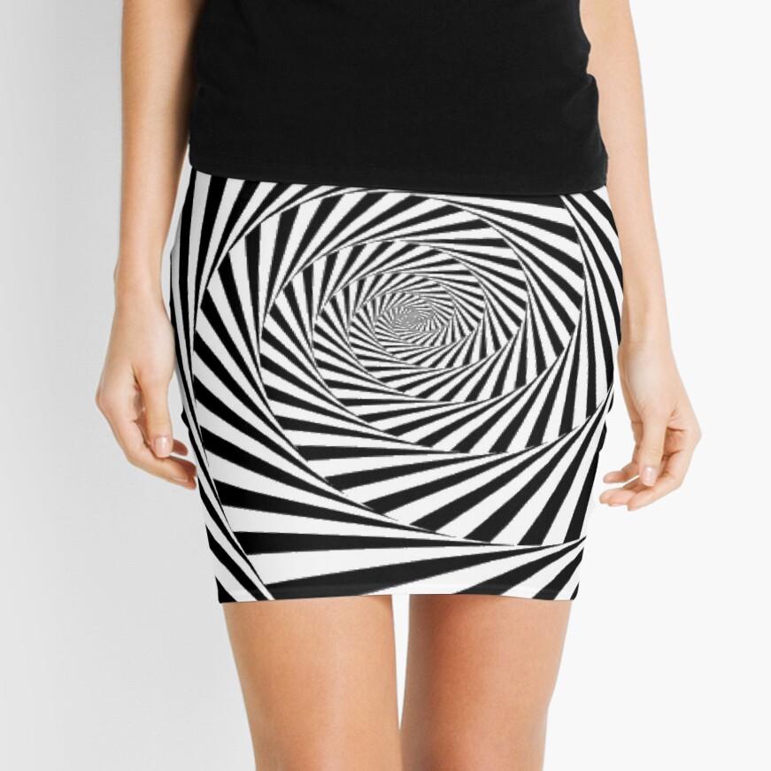🍄 Optical Illusion, pencil_skirt,x1000,front-c,378,0,871
