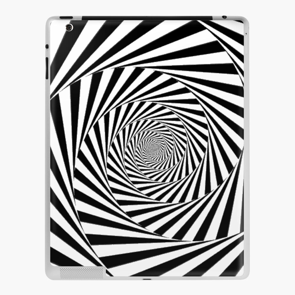 🍄 Optical Illusion, mwo,x1000,ipad_2_skin-pad
