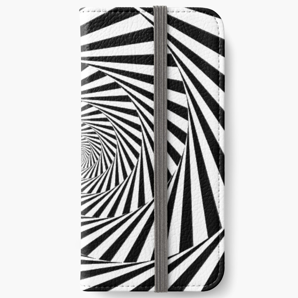 🍄 Optical Illusion, wallet,1000x,iphone_6s_wallet-pad