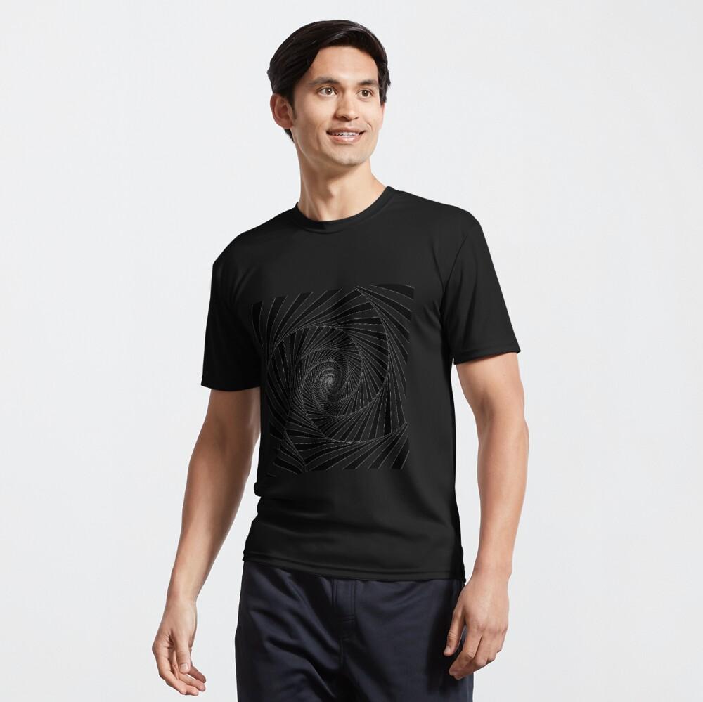 🍄 Optical Illusion, ssrco,active_tshirt,mens,101010:01c5ca27c6