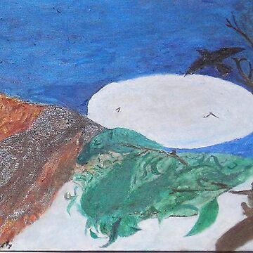 Platypus by schitzoziris