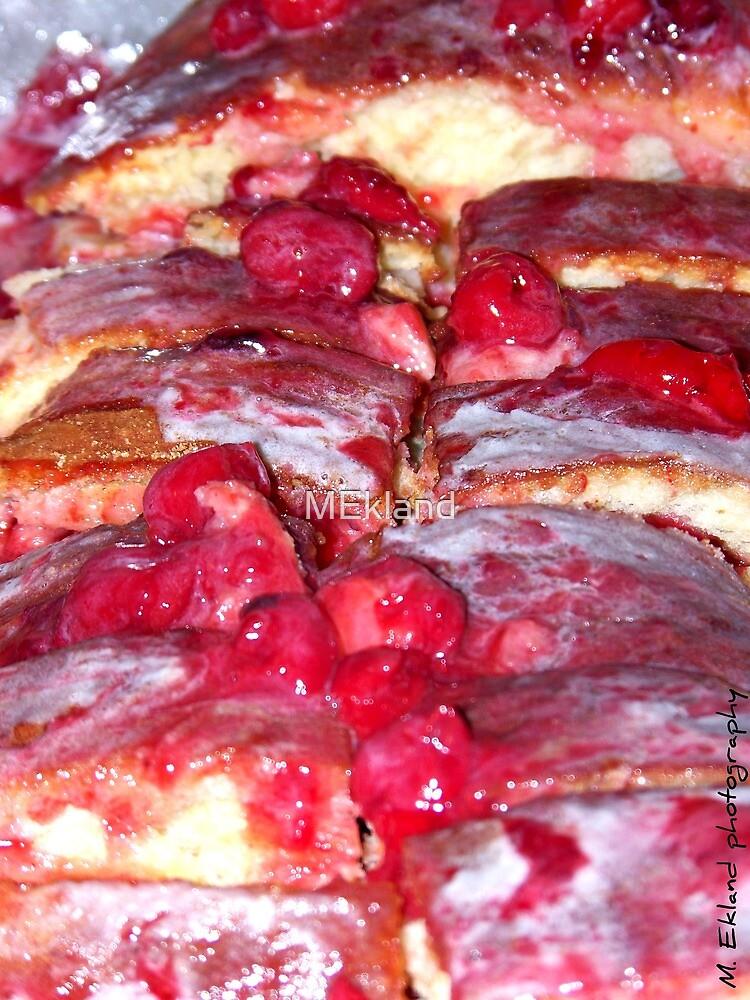 Homemade Cherry Danish by MEkland