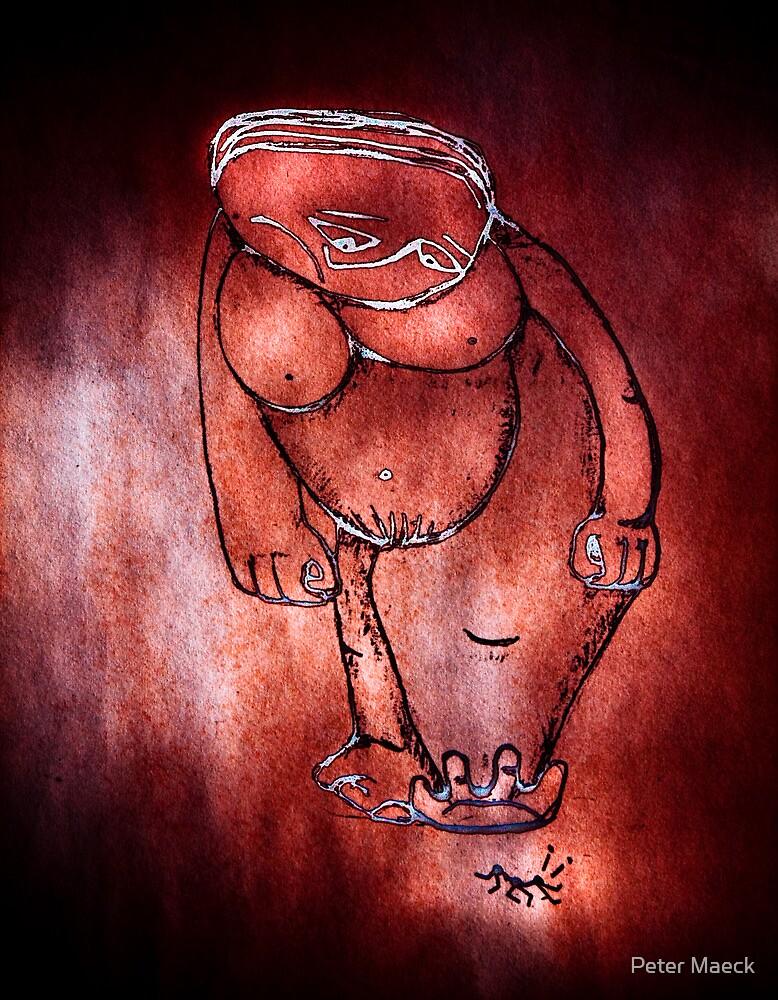 Divertissement by Peter Maeck