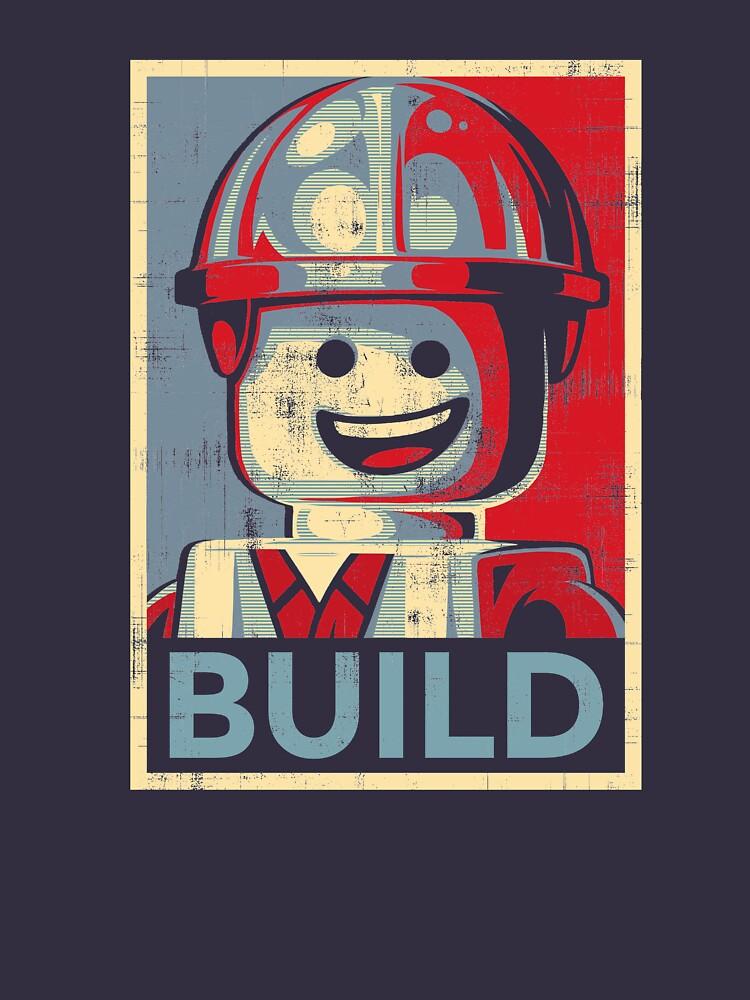 TShirtGifter presents: BUILD | Unisex T-Shirt