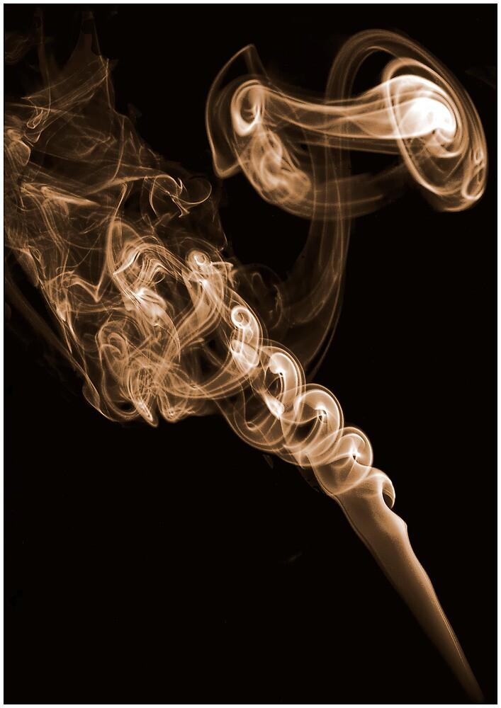 Smoke Trail by Tony Cave