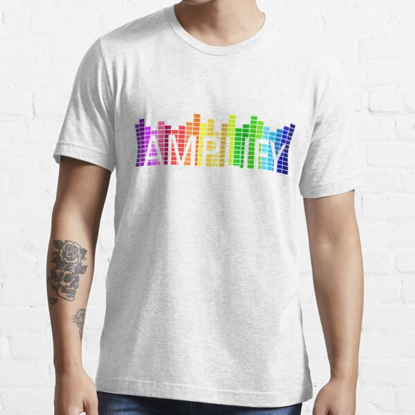 Amplify (white text) Essential T-Shirt