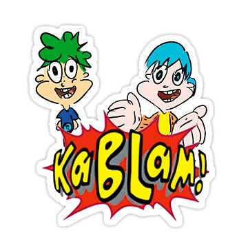 KaBlam! by Gindus