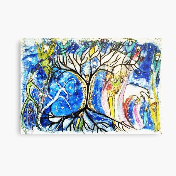 The Tree of Life Metal Print