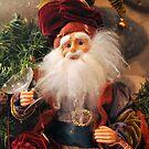 Santa by Gayle Dolinger